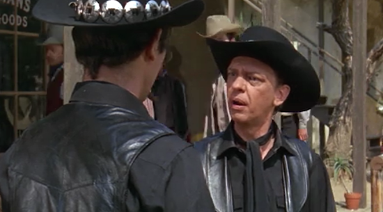 The Shakiest Gun in the West, Don Knotts