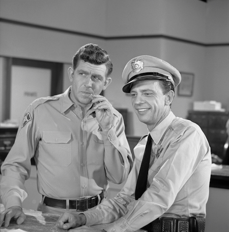 Andy Griffith and Don Knotts, The Andy Griffith Show