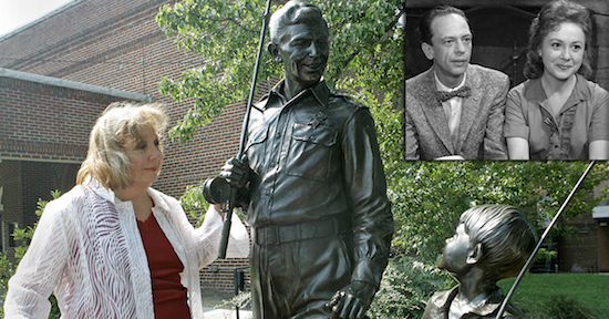 betty lou andy griffith museum AP photo Gerry Broome