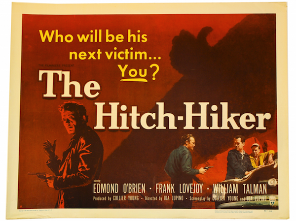 The Hitch-Hiker The film's promotional poster.