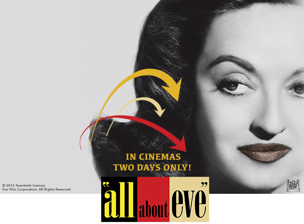 All About Eve TCM Big Screen Classics Fathom Events