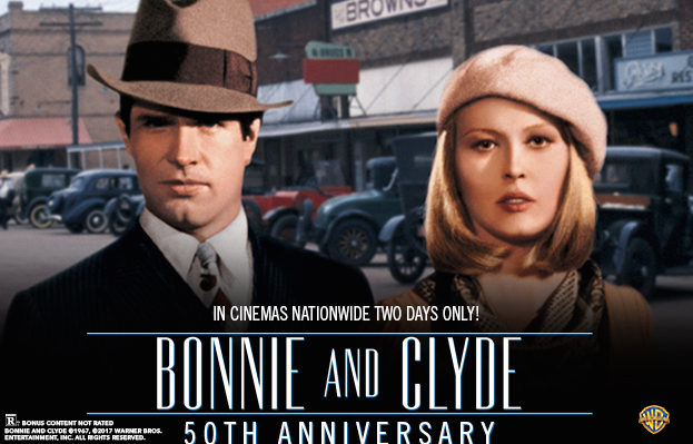 Bonnie and Clyde TCM Big Screen Presents Fathom Events