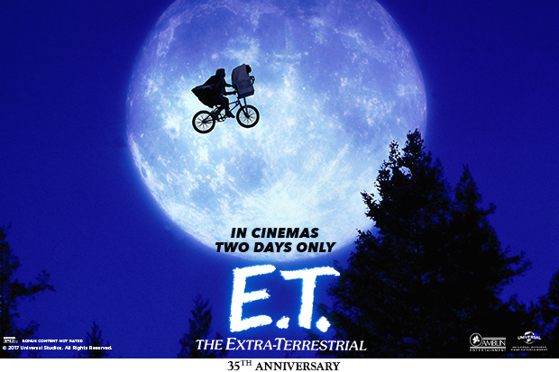 E.T. The Extra-Terrestrial TCM Big Screen Classics Fathom Events