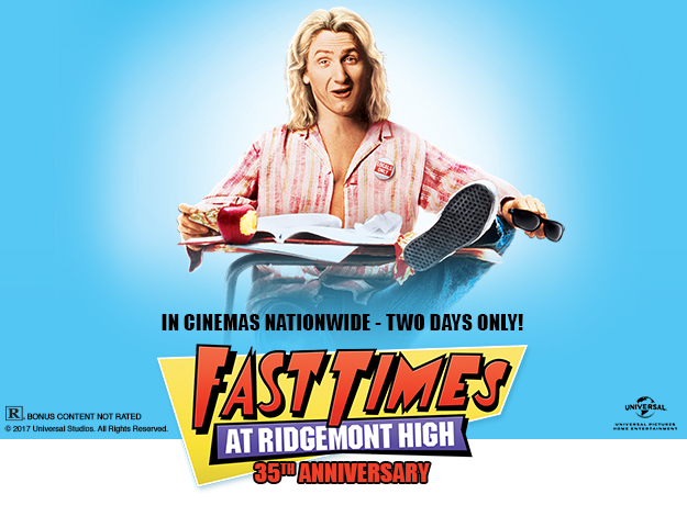 Fast Times at Ridgemont High TCM Big Screen Classics Fathom Events