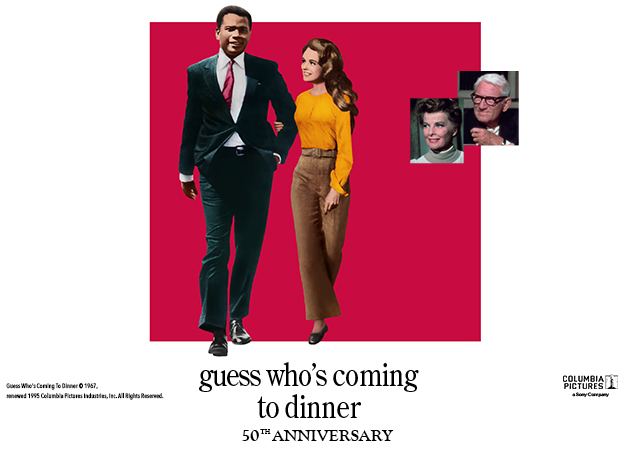 Guess Who's Coming To Dinner TCM Big Screen Classics Fathom Events