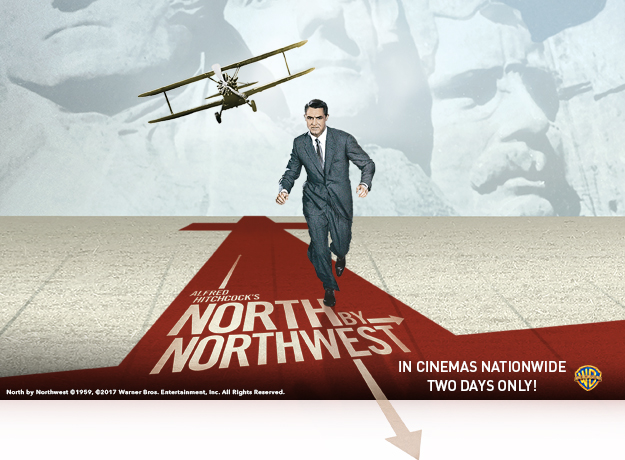 North by Northwest TCM Big Screen Classics Fathom Events