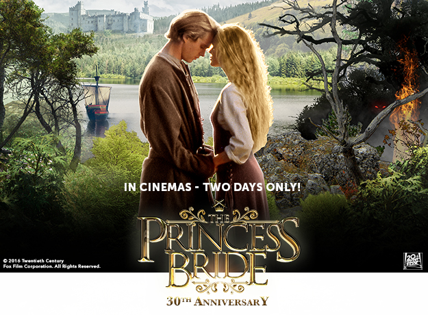 The Princess Bride TCM Big Screen Classics Fathom Events