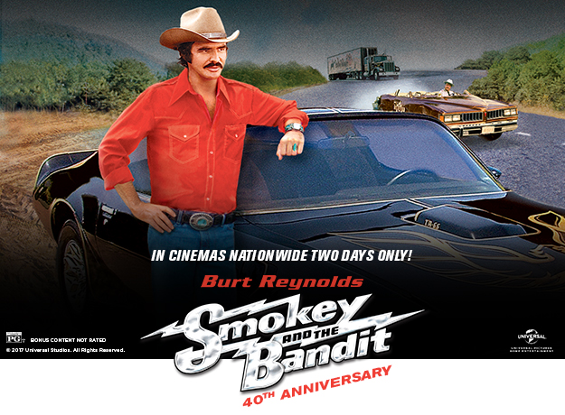 Smokey and the Bandit TCM Big Screen Classics Fathom Events