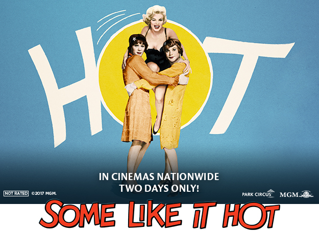 Some Like It Hot TCM Big Screen Classics Fathom Events