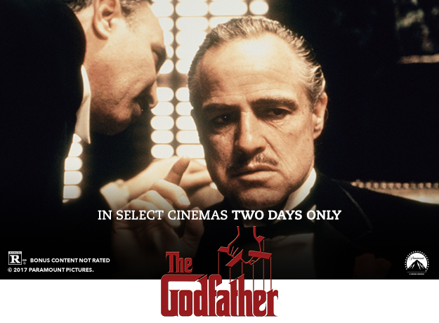 The Godfather TCM Presents Big Screen Classics Fathom Events