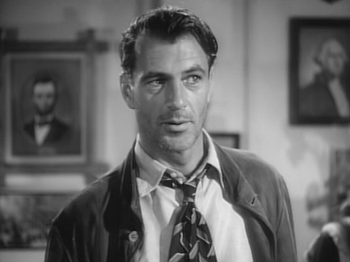 Gary Cooper in Meet John Doe