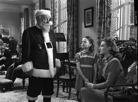 Miracle on 34th Street, Edmund Gwenn, Maureen O'Hara, Natalie Wood