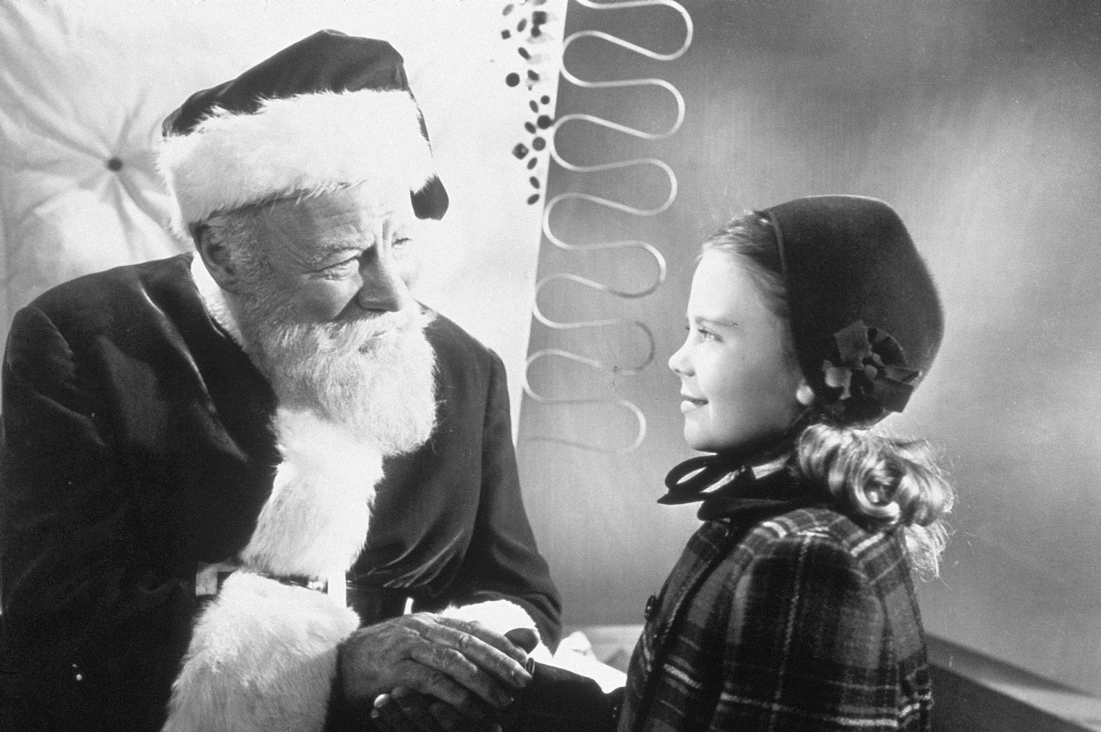 miracle on 34th street christmas is just a state of mind - Christmas Movie Classics