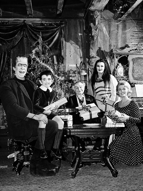 The Munsters Christmas
