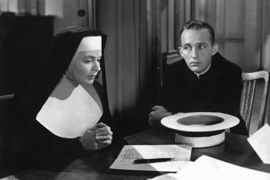 The Bells of St. Mary's, Bing Crosby, Ingrid Bergman