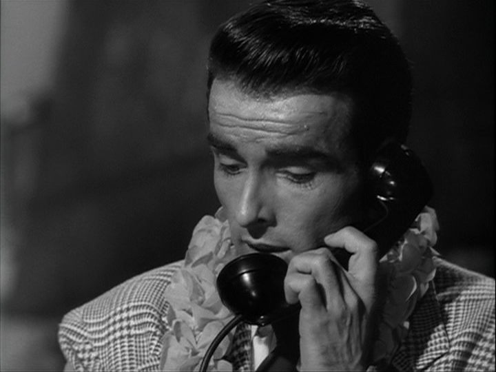 Montgomery Clift A Place in The Sun
