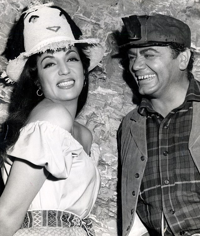 katy jurado ernest borgnine married