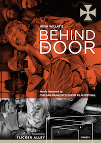 Behind the Door DVD starring Wallace Beery