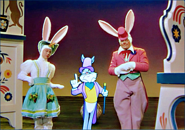 My dream is yours - doris day jack carson bugs bunny easter
