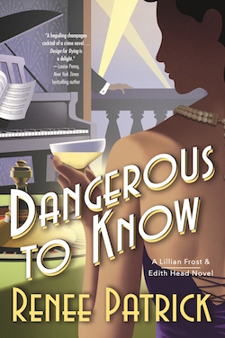 Dangerous to Know book