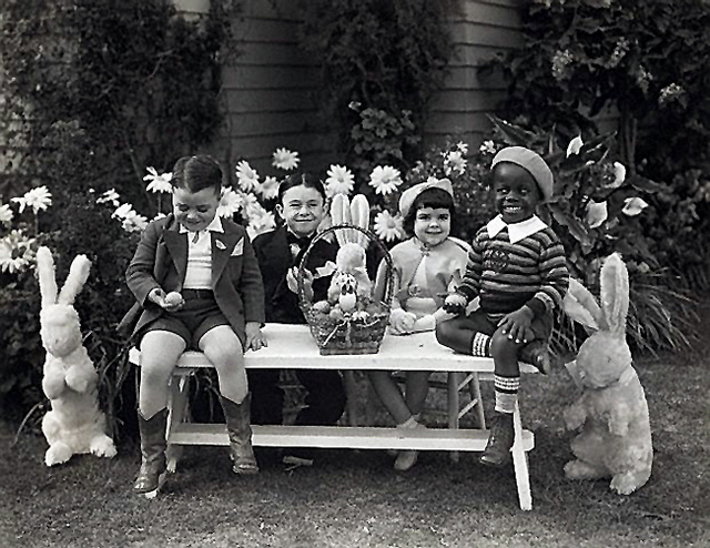 Little Rascals celebrate Easter