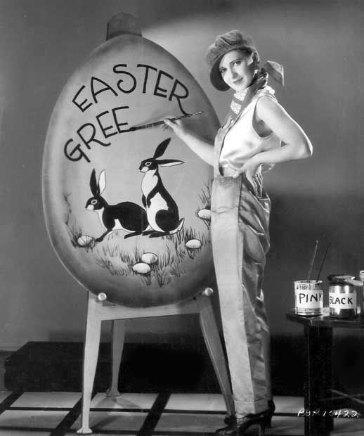 jean arthur easter greetings