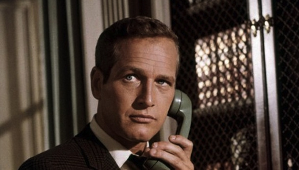 "Paul Newman in Harper ""You got a way of starting conversations that end conversation."""
