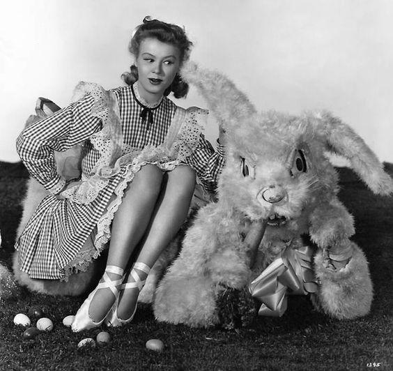 vera ellen easter bunny