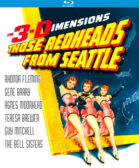 Those Redheads from Seattle Blu-Ray