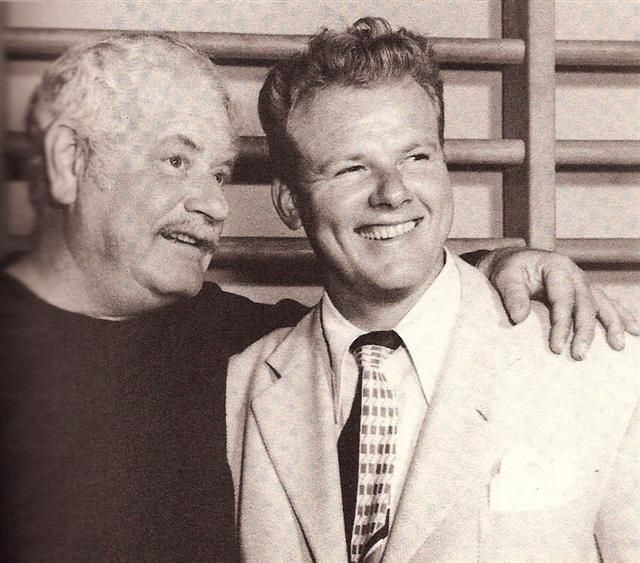 Father and Son, Alan Hale Sr and Alan Hale Jr