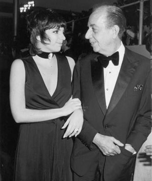 Father and Daughter, Vincente Minnelli and Liza Minnelli