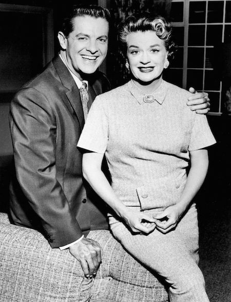 Rosemary DeCamp and Robert Cummings, The Bob Cummings Show