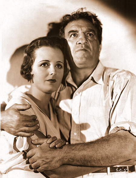 The Sin Ship, 1931, Louis Wolheim, Mary Astor