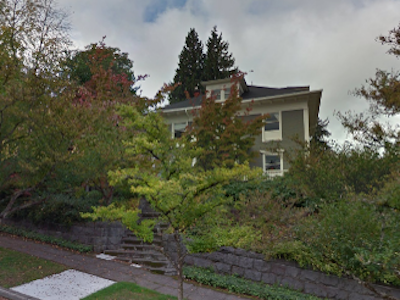 314 Wygant St, Portland Oregon, Jane Powell lived here