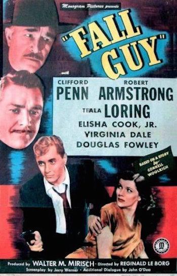 Fall Guy film noir amnesia