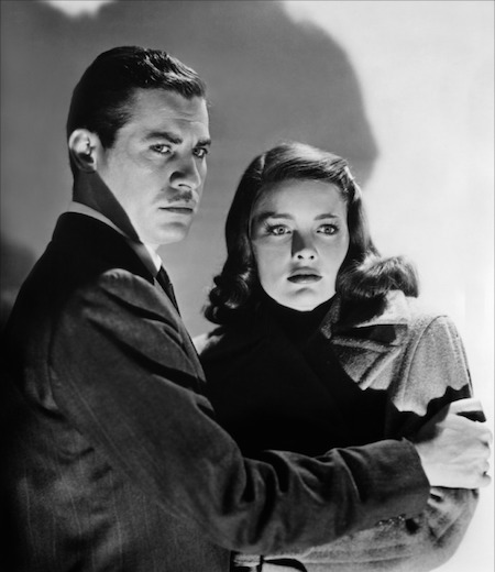 Somewhere in the Night film noir amnesia John Hodiak and Nancy Guild