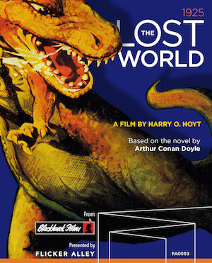 The Lost World 1925 BluRay