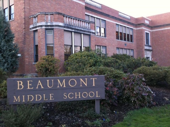 beaumont grade school