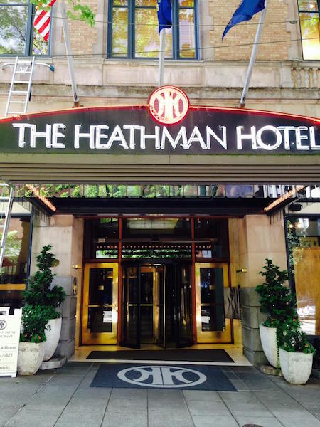 The Heathman Hotel Oregon