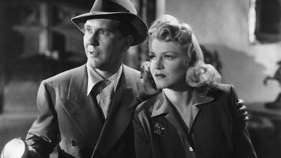 Street of Chance film noir amnesia burgess meredith claire trevor