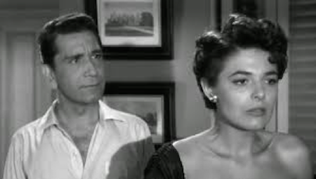 Anne Bancroft and Richard Conte in New York Confidential