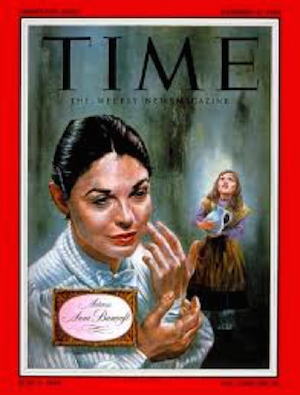 Anne Bancroft on the cover of TIME, Dec. 21, 1959