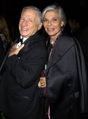 Mel Brooks Anne Bancroft together for 40 years