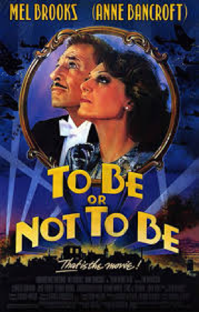 To Be or Not To Be Mel Brooks and Anne Bancroft