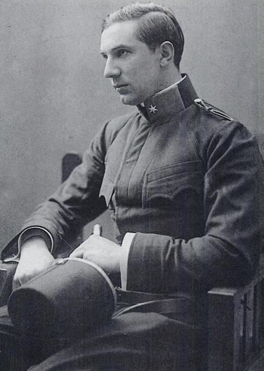 Bela_Legosi_WWI_uniform