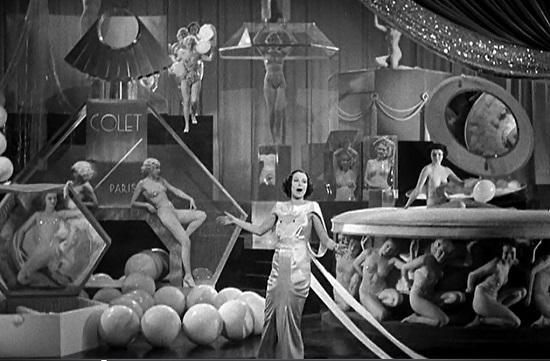 Rita Ross singing Sweet Marijuana in Murder at the Vanities 1934