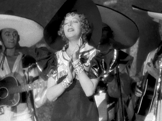 Rita Ross sings Sweet Marijuana in Murder at the Vanities