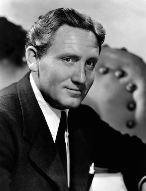 young Spencer Tracy