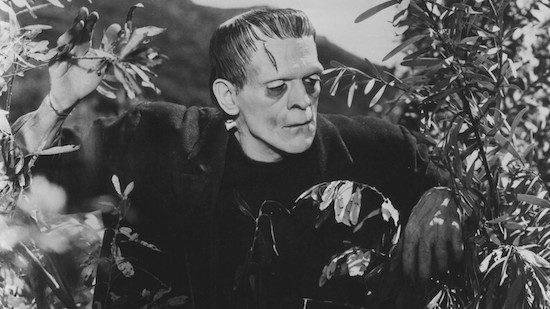 frankenstein 1931 for you aint heard nothing yet