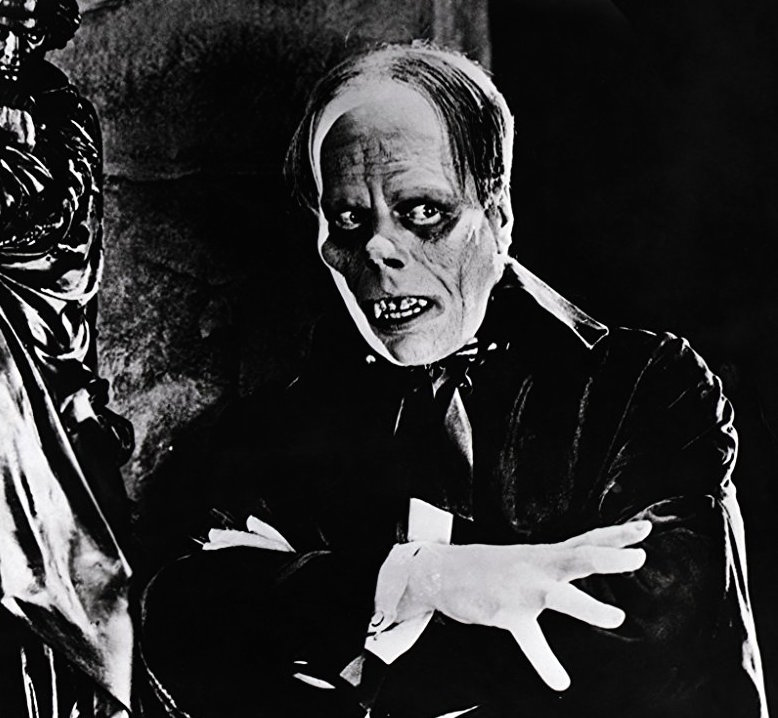 phantom of the opera lon chaney